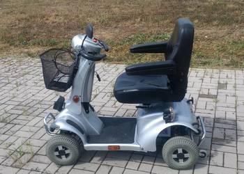 Wózek skuter inwalidzki w dobrym stanie BB czterokołowy