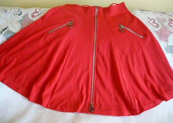Spódniczka czerwona