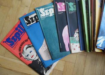 czasopismo satyryczne Szpilki z 1977r.