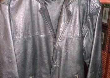 Sprzedam kurtkę skórzaną firmy HIM