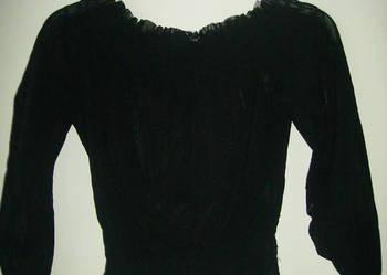 Cher włoska bluzka siateczkowa r.M