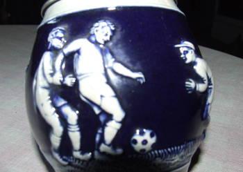 Kufel dla kibica piłki nożnej