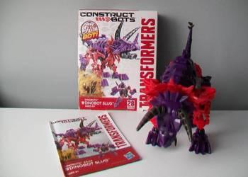 Transformers*Construct Bots*Dino Slug*Hasbro