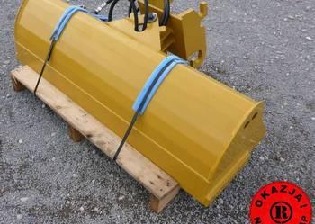 Łyżka skarpowa hydrauliczna 125 cm do minikoparki CW05 85 cm
