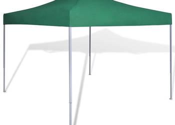 vidaXL Zielony, składany namiot, 3 x 3 m 41467