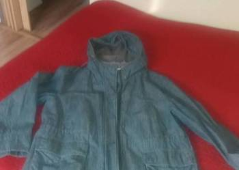 Płaszcz dżinsowy