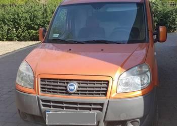Zadbany Fiat Doblo Cargo II 1,4  od pierwszego właściciela