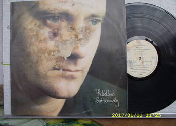 ROCK ; P. COLLINS--But seriousity--LP winyl.