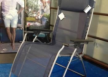 Leżak składany Lafuma FUTURA XL LFM3082 Ocean Tube Gris