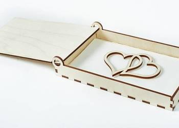 Pamiątka Ślubu, pudełko na pieniądze NP9