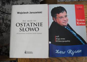Wojciech Jaruzelski i Lew Rywin