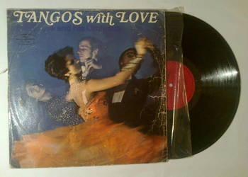 TANGOS WITH LOVE, Geoff Love and His Orchestra