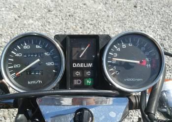 Motor daelim 125cm