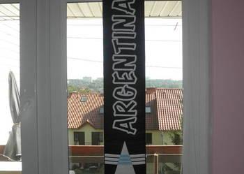 Szalik oryginalny ADIDAS reprezentacja Argentyna nowy