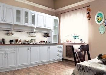 Zestaw szafek kuchennych OLEK ze słupkiem 260 cm Dostawa