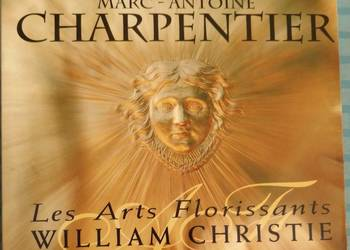 Marc-Antoine CHARPENTIER Box 4 cd William CHRISTIE