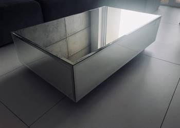 Stolik kawowy lustrzany