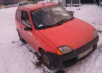 Fiat Seicento 800cm 100% sprawny opony Zima!