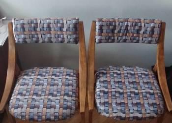 Krzesła skoczek 2 szt.