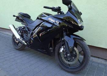 kawasaki ninja 250R kat.A2 stan bdb(nie yamaha,honda,suzuki)