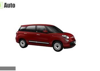 Fiat 500L czerwony
