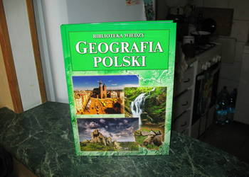 Geografia Polski (KSIĄŻKA)