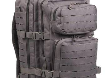 PLECAK SMALL ASSAULT PACK LASER CUT URBAN GREY