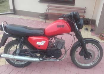 MZ ETZ 150 zadbana ostatni model Lubelskie