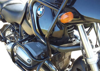 Gmole HEED do BMW R 1150 GS (99-04) - Full Bunkier czarny