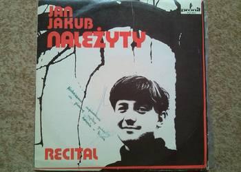 Jan Jakub Należyty - Recital - LP - płyta gramofonowa, winyl
