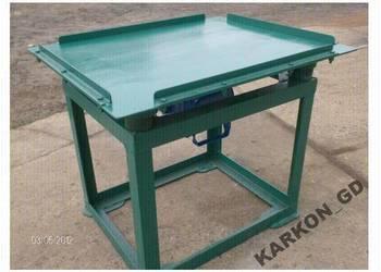 Stół wibracyjny z elektrowibratorem KARKON 100 cm