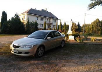 Mazda 6 3.0 V6 2006r LPG USZKODZONY SILNIK ZAMIANA