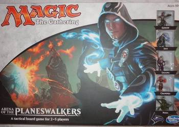 Gra Magic the Gathering Arena POLSKA instrukcja NOWA