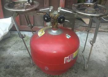 Kuchenka turystyczna na gaz