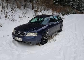 Audi a6 C5 203 km  lub zamiana