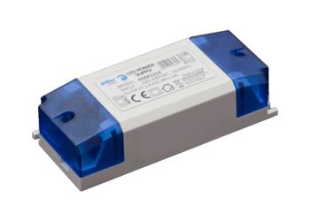 Zasilacz montażowy SLIM do LED 12W 12V DC,CCTV
