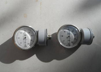 Manometr do ciśnieniomierza 2 rodzaje Nowe dużo.