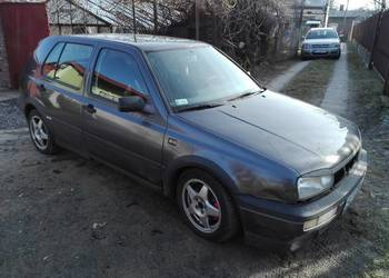 VW Golf 3 2.0 GTI 115 Km. 1994r.