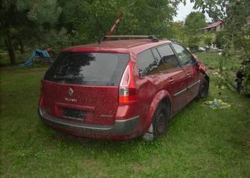 Renault Megane II 2005r 1,5 DCI belka zderzaka wzmocnienie