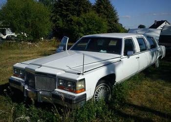 cadillac fleetwood limuzyna (lub części)