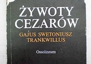 Żywoty Cezarów - Gajus Swetoniusz Trankwillus /FA