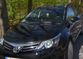 Toyota w najbogatszej wersji wyposażenia,  100% bezwypadkowa