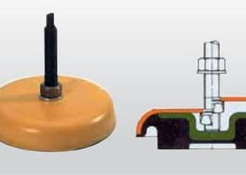 Wibroizolatory pod maszyny, stopy do maszyn * tel.601273528