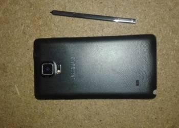 Samsung Galaxy Note 4 n910f Uszkodzony!