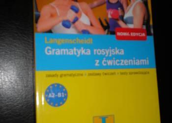 Gramatyka rosyjska z ćwiczeniami Langenscheidt poziom A2 B1