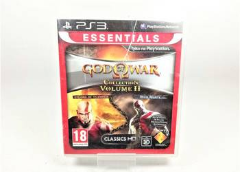 GRA NA PS3 GOD OF WAR COLLECTION VOLUME 2 PL