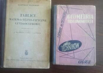 Geometria i trygonometria dla techników,Górski i tabli. mate