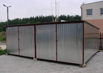 Garaz 6x5-2900 łódzkie transport montaz gratis,raty