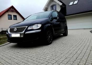 VW Touran 2007rLift - 6biegowy - zamiana