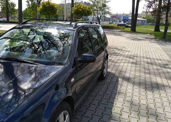 VW Golf IV Kombi 2002 rok 1,6 LPG